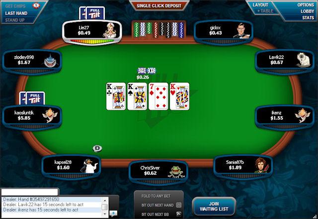 full tilt casino review