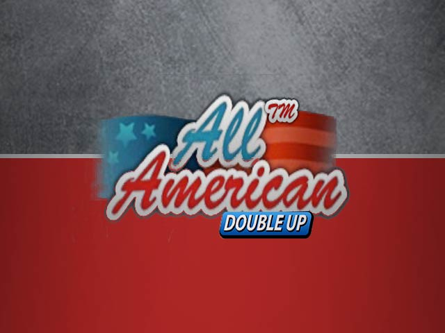 Videopoker All American Double Up